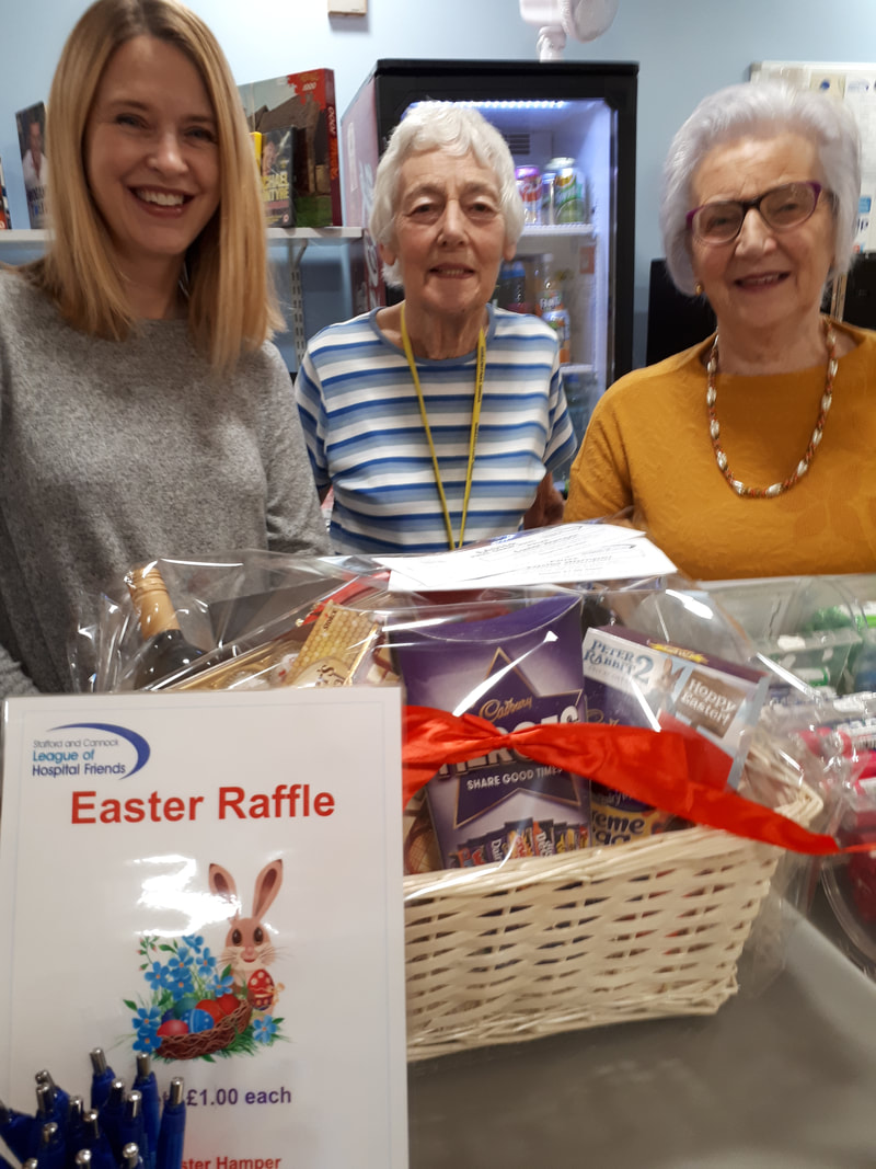 Easter Hamper Raffle