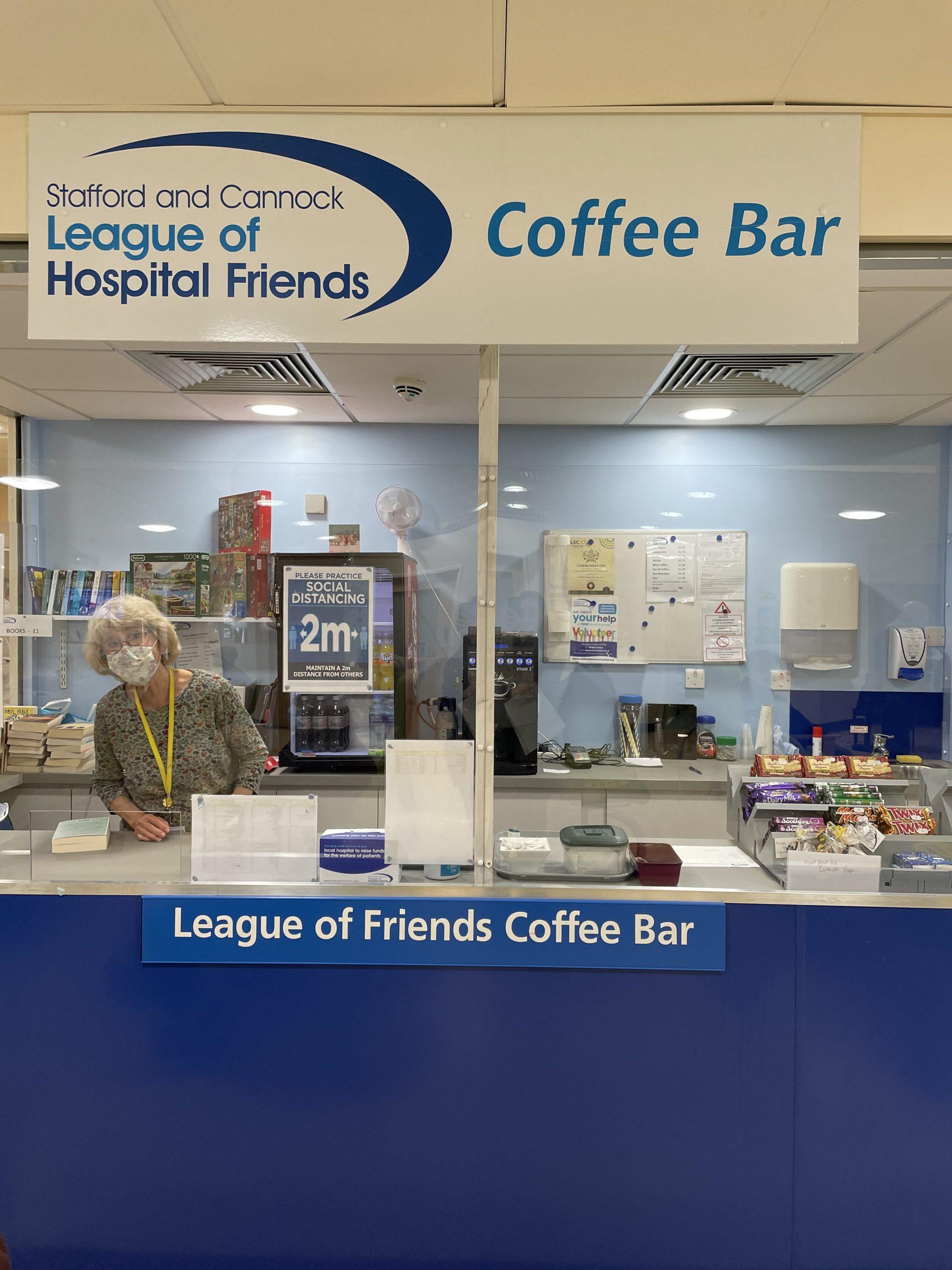 County Coffee Bar and St George's Coffee Bar